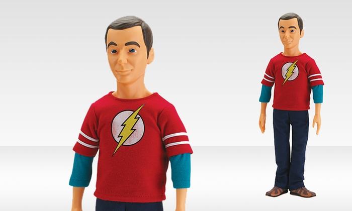 "17"" Big Bang Theory Talking Sheldon: 17"" Big Bang Theory Talking Sheldon Figure"