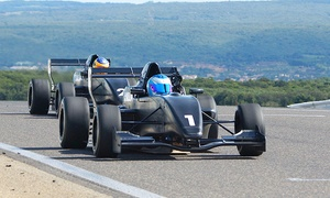 EUROFORMULA: Stage découverte au volant d'une Formule Renault pour 1 personne dès 399 € avec Euroformula