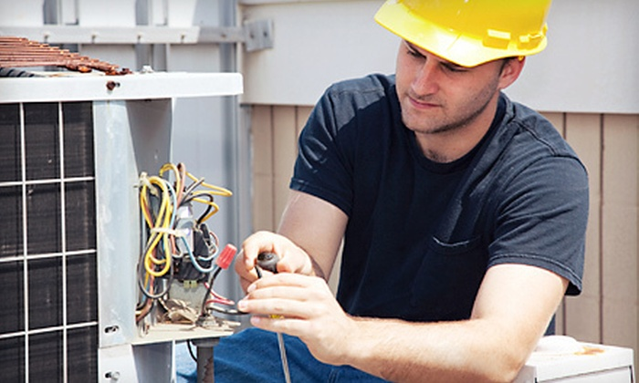 All Weather Heating and Air Conditioning - Matoaca: $44 for an Air-Conditioner Tune-Up and Furnace Inspection from All Weather Heating and Air Conditioning ($110 Value)