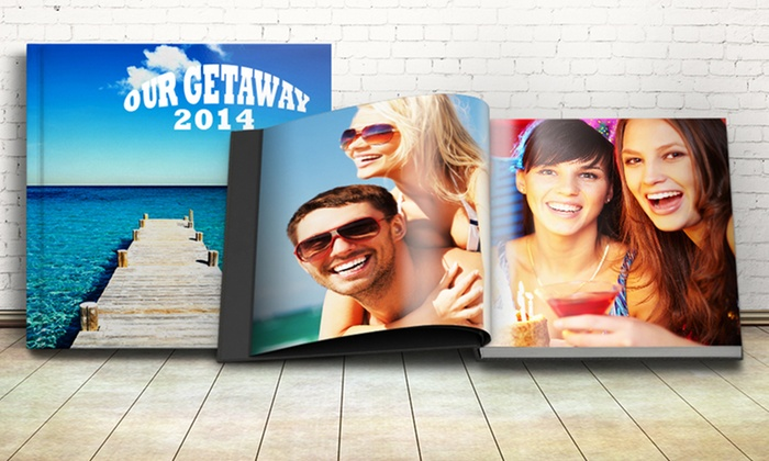 Personalized Photo Book from Printerpix: Personalized Photo Book from Printerpix from $5–$14.99