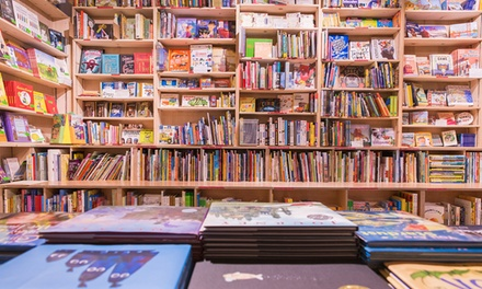 $24 for $40 Worth of New and Used Books, Music, and Movies at Green Apple Books