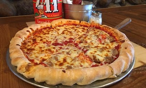 Taylor Street Pizza: $12 for $20 Worth of Food and Drink at Taylor Street Pizza