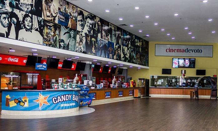 Desde $70 por entrada para cine tradicional, 2D o 3D en Cine de Devoto