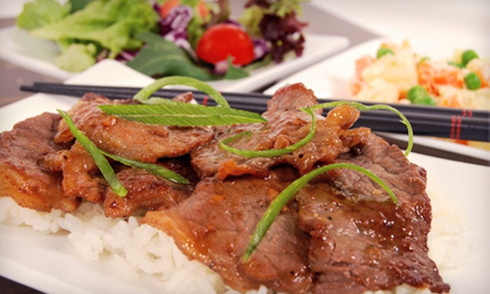 The Mongolie Grill - Downtown: $15 for $30 Worth of Mongolian Barbecue Fare at The Mongolie Grill