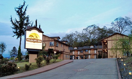 $109 for 1-night stay for two and two tickets to Wildlife Safari at Wildlife Inn (up to $174.98 value)