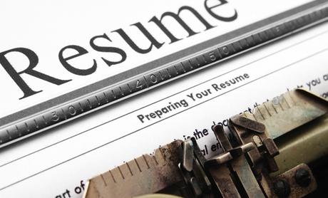 $25 Worth of Resume-Writing Consulting