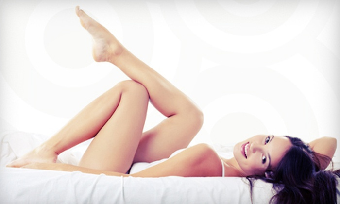 FeelNu Medi Spa and Wellness Center - Robinson Township: Two or Four Laser Spider-Vein-Removal Treatments at FeelNu Medi Spa and Wellness Center (75% Off)