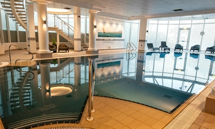 Hampshire: 4* Stay with Spa Access