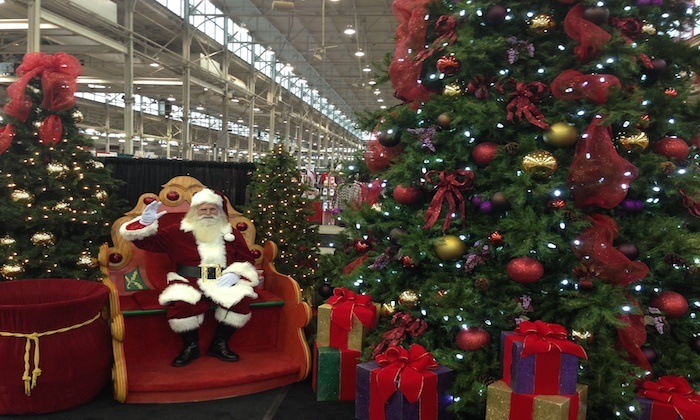 Christmas Gift and Hobby Show - State Fairgrounds, West Pavilion: Single-Day Admission for Two or Four to Christmas Gift & Hobby Show on November 11–15 (Up to 31% Off)