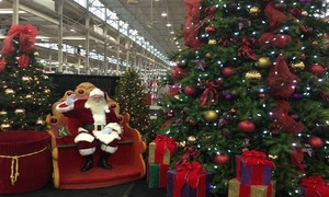 Christmas Gift and Hobby Show: Single-Day Admission for Two or Four to Christmas Gift & Hobby Show on November 11–15 (Up to 31% Off)