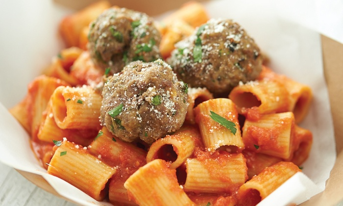 Meatball Kitchen - Cincinnati: Italian and American Comfort Food at Meatball Kitchen (50% Off)