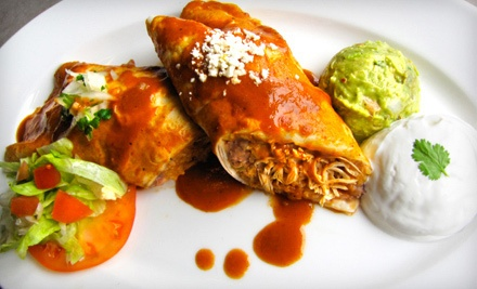 $25 Groupon - Playa Del Carmen Mexican Grill in Holden