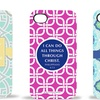 $9.99 for Scripture-Themed iPhone 4 or 5 Cases