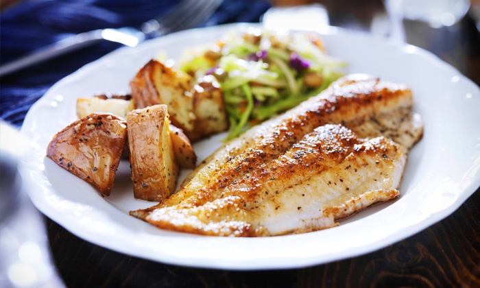 Walleye Direct: $60 for $120 Worth of Sustainably Caught Freshwater Fish from Walleye Direct