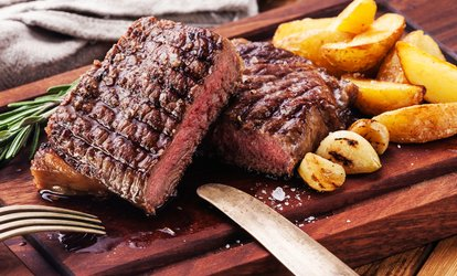 image for $15 for $30 Worth of Delivered Meals from The Steak Valet by Choplin's