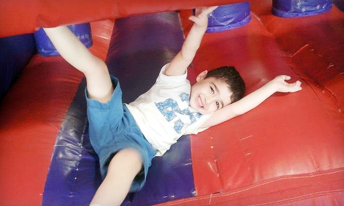 Jumperooz - Detroit: Five Admissions or Party for Up to 12 Kids at Jumperooz in Westland (Up to 57% Off)