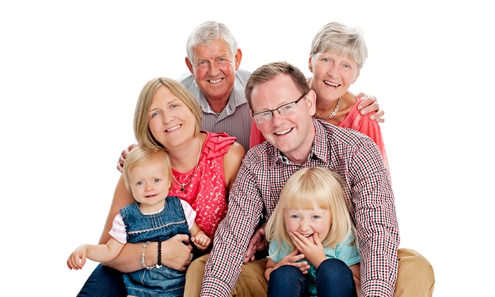 Francis Meaney Photography - Donaghcloney: Family Photoshoot With Two Prints for £12 at Francis Meaney Photography