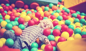 The Splat Centre: Soft Play Entry With Drink For Two, Three or Four from £5 at The Splat Centre