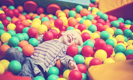 Crocs Playcentre - Castle Hill: Weekday Entry for 1 ($5) or 2 Kids ($10), or Weekend Entry for 1 ($8) or 2 Kids ($15)