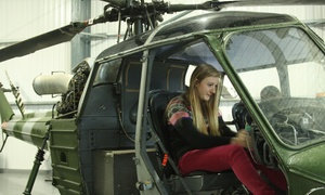 Museum of Army Flying: The Museum of Army Flying: Entry with Optional Cake and Drinks For One or Family of Four (50% Off)