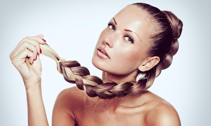 TaylorMade Salon & Spa - China Grove: Haircut, Highlights, and Style from TaylorMade Salon & Spa (60% Off)