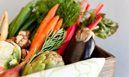 $18 for 3 Groupons, Each Good for $10 Worth of Natural Groceries at Real Food Company ($30 Total Value)