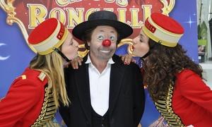 Circus Roncalli: 1 Ticket für Circus Roncalli an verschiedenen Terminen in Lüdenscheid oder Mainz ab 22,90 €