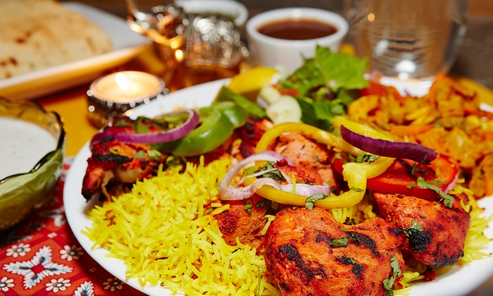 Aroma Fine Indian Cuisine - Vernon Hills: Carryout Indian Dinner for Two or Four with Appetizers and Entrees at Aroma Fine Indian Cuisine (Up to 25% Off)