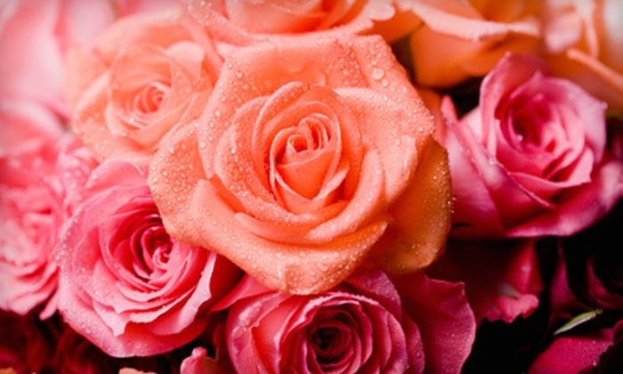 The Houston School of Floral Design - Oak Forest - Garden Oaks: $159 for an Arrangement Course at The Houston School of Floral Design ($324 Value)