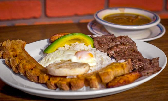 Inesita's Colombian Bar & Restaurant - Pompano Beach Park: Colombian and Latin Cuisine for Two or Four at Inesita's Colombian Bar & Restaurant (Up to 48% Off)