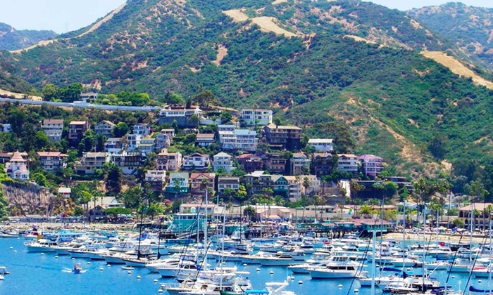 Hotel St. Lauren - Avalon, California: Stay at Hotel St. Lauren on Santa Catalina Island, CA. Dates Available into June.