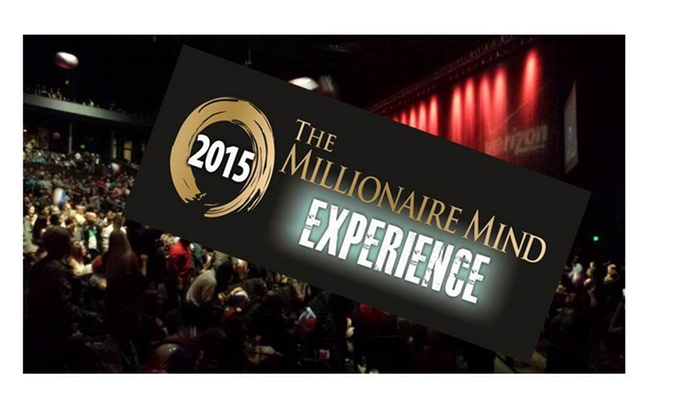 New Peaks  - Double Tree Hotel: $25 for Millionaire Mind Experience Workshop Premium Ticket at New Peaks