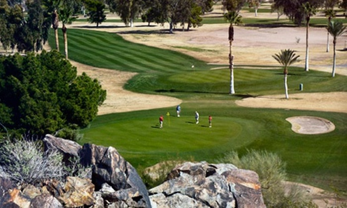 Tres Rios Golf Course - Goodyear: 18-Hole Round of Golf for Two or Four with Cart Rental and Range Balls at Tres Rios Golf Course (Up to 69% Off)