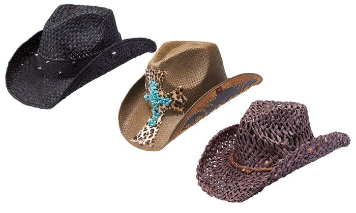 Peter Grimm Cowboy Hat ... 180cc72d74d
