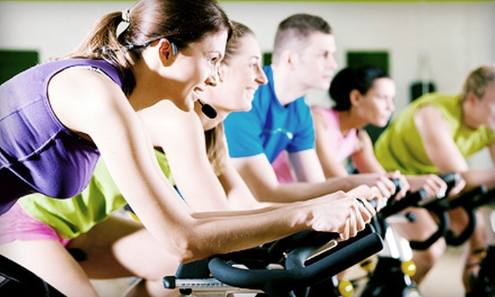Go Epic Indoor Cycling - Northeast Meridian: 10 or 20 Indoor-Cycling Classes at Go Epic Indoor Cycling (57% Off)