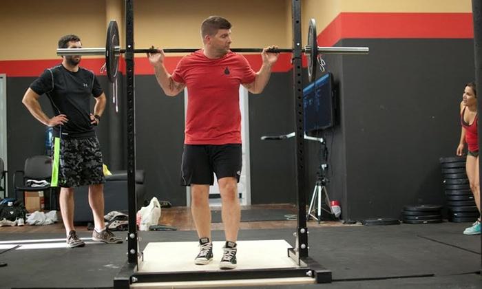 Crossfit Lifeblood - Valley Falls: Four Weeks of Unlimited CrossFit Classes at CrossFit LifeBlood (50% Off)