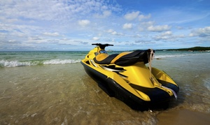 Skis2u: $33 for $65 Worth of Jet-Ski Rental — Skis2U