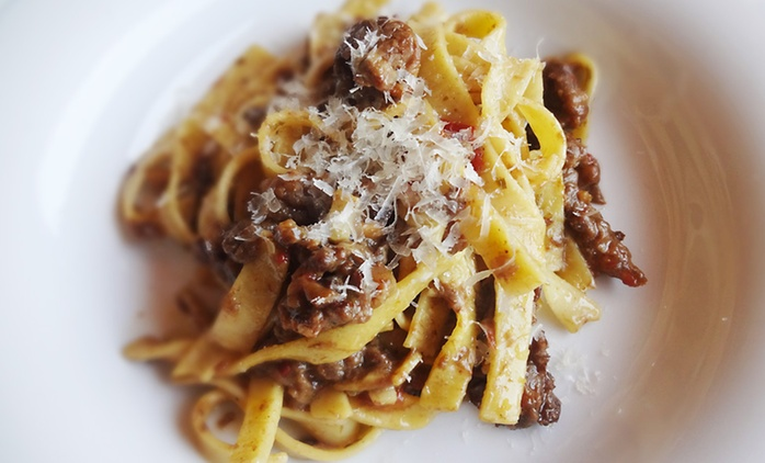 Three-Course Set Italian Meal for Two at Rucoletta Restaurant (50% Off)