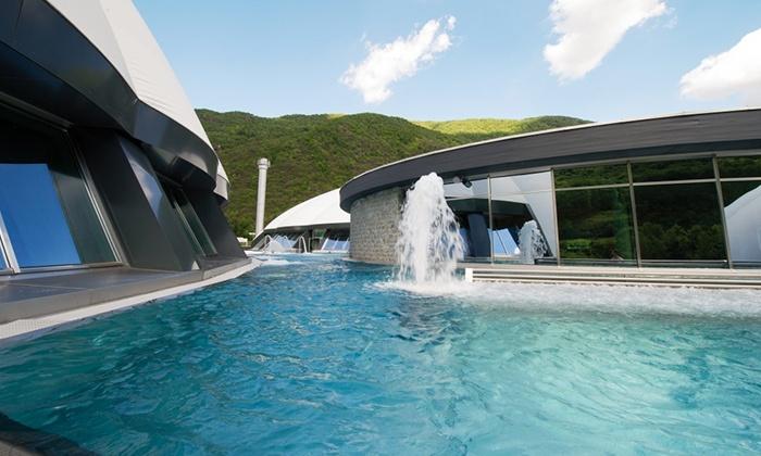 Ingresso scivoli piscine e spa splash e spa tamaro - Piscine preistoriche ingresso giornaliero ...