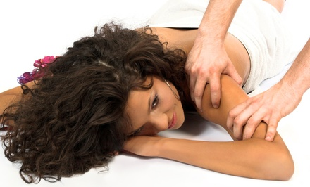 60- or 90-Minute Massages with Optional Add-Ons at Santè Massage (Up to 50% Off). Three Options Available.