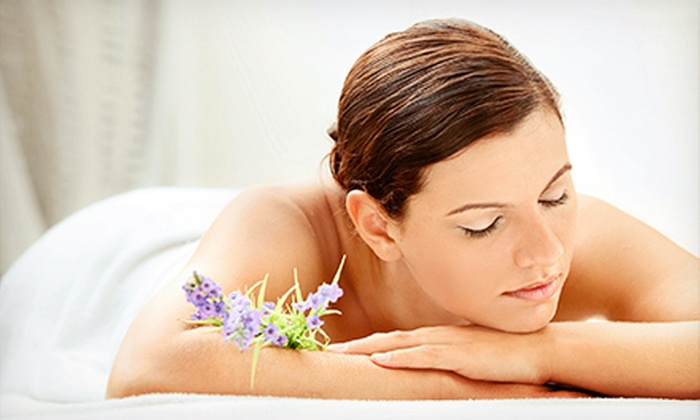 The MONA LISA Day Spa - Mandarin: Four-Hand Massage, Couples Retreat Package, or Three-Hour Spa Package at The Mona Lisa Day Spa (Up to 54% Off)