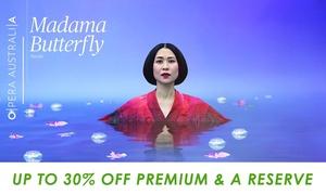 Opera Australia: Madama Butterfly: Tickets from $65, 24 October - 4 November, Capitol Theatre