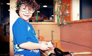 The Children's Museum in Oak Lawn: Museum Visit for Two or Four to The Children's Museum in Oak Lawn (Up to 54% Off)