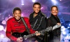 The Jacksons - The Paramount Theatre - Huntington: The Jacksons on September 3 at 8 p.m.