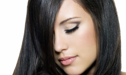 Keratin Treatment with Optional Deep-Conditioning Treatment at SophistiCut Salon & Spa (Up to 60% Off)