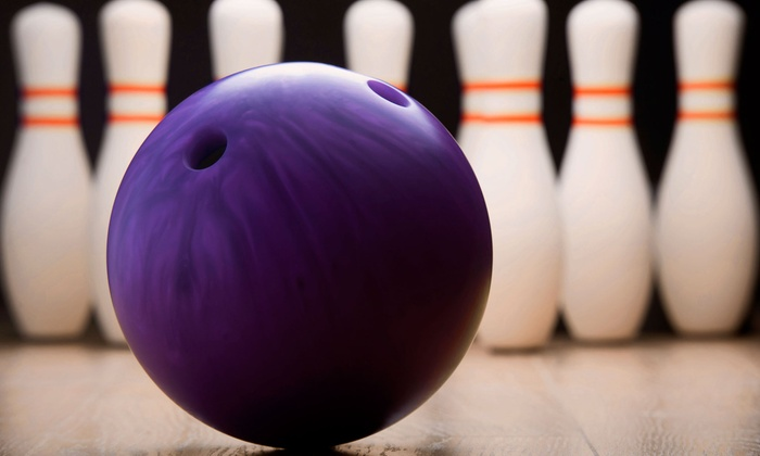 Ranch Bowl - Coronado: $18 for Two Hours of Bowling with Shoe Rentals and a 16-Inch Pizza for Up to Six at Ranch Bowl (Up to $71.02 Value)