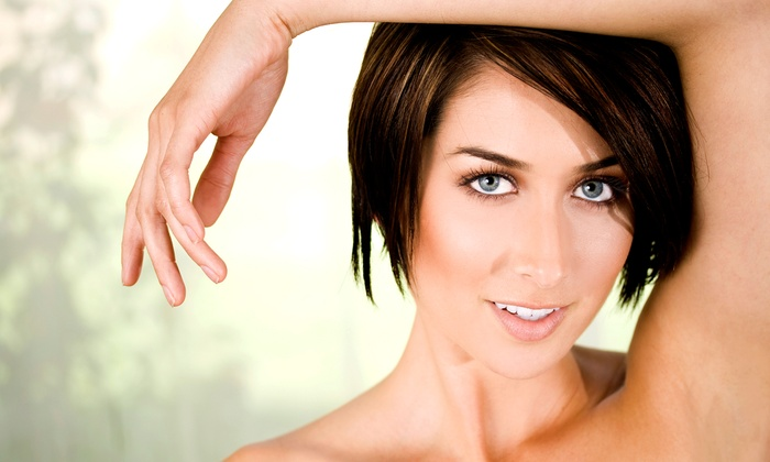 Cosmedic Laser Spas - Melrose Park: Laser Hair Removal at Cosmedic Laser Spas (Up to 92% Off). Four Options Available.
