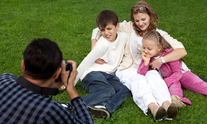 Emotions And Memories Photography - Chandler: 90-Minute Outdoor Family Photo Shoot from Emotions And Memories Photography (63% Off)