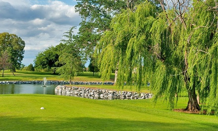 $69.99 for Golf with Cart at Woodcreek Golf Club and Diamond Oaks - Valid 7 days a week ($122 Value)