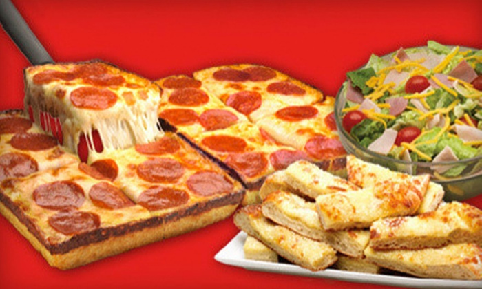 Jet's Pizza - College Park: $10 for $20 Worth of Pizza and Sub Sandwiches at Jet's Pizza